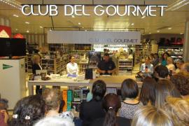 'Show cooking' de Harina de Algarroba ecológica en El Corte Inglés