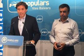 Mateo Isern afirma que abandona la política por «razones estrictamente personales»