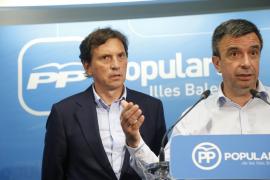Miquel Vidal, favorito para sustituir a Mateo Isern en la lista del PP al Congreso