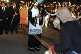 Santa Margalida vuelve a deslumbrar con  la Beata