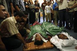 Abás exige a Ahmadineyad que no se entrometa en los asuntos de Palestina