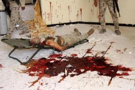 12 muertos y 36 heridos tras un ataque suicida en Bagdad