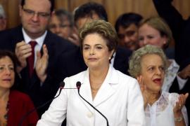 Rousseff queda oficialmente suspendida de su cargo como presidenta de Brasil