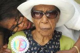 Muere en Nueva York a los 116 años  la persona más longeva del mundo