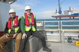 Iberdrola impulsa proyectos energéticos de relevancia mundial