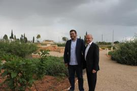 El Govern recupera el patrimonio fitogenético de la finca sa Canova