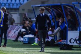 Fernando Vázquez defiende que al Mallorca «no le falta actitud»
