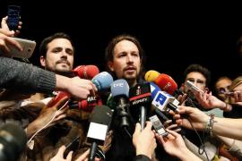 La coalición de Iglesias y Garzón para el 26J se llamará Unidos Podemos