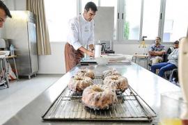 Aprendiendo pastelería con los mejores