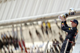 Verstappen, el piloto más joven en ganar un Gran Premio, se corona en Barcelona