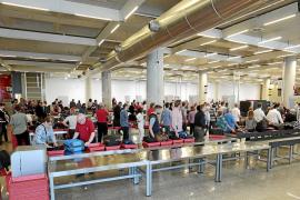 El aeropuerto registrará en siete meses el mismo tráfico de casi todo el año 2015