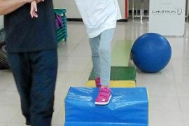 Un moderno programa deportivo para niños con necesidades especiales