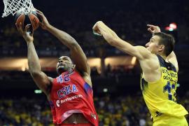 El CSKA logra, en la prórroga, coronarse por séptima vez campeón de Europa