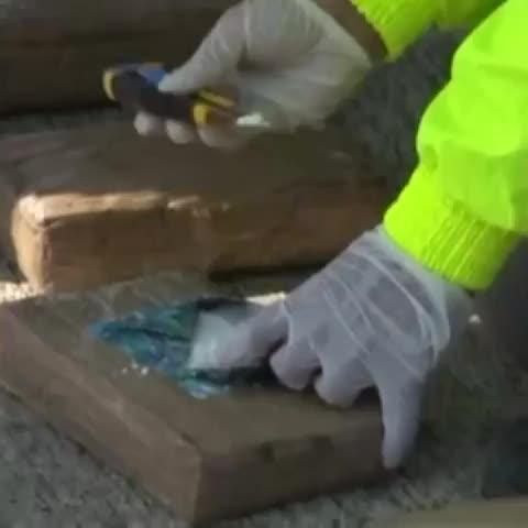 Colombia confisca 8 toneladas de cocaína, el mayor alijo de la historia