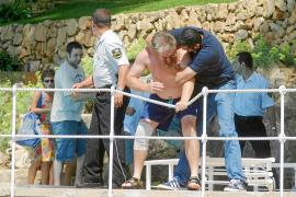Los activistas reclaman 199.000 euros de fianzas a los escoltas de 'Pedro J.'