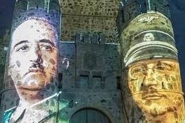 Polémica por un vídeo con imágenes de Franco y Himmler en Toledo