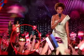 España reclama ante Eurovisión por la retirada de una ikurriña el día de la final