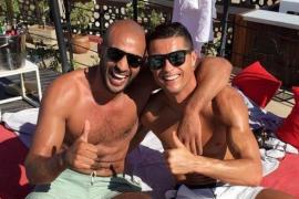 Juzgarán al amigo marroquí de Ronaldo por golpear a un camarero