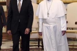 El Papa pide al clero que abandone las propiedades no dedicadas al culto