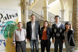 Palma se viste de música en primavera con más oferta