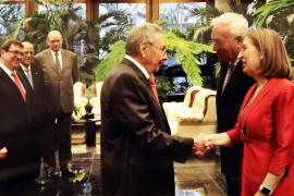 España impulsa la relación con Cuba con una reunión con Castro