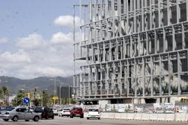 Acciona continúa con las obras del Palacio de Congresos