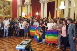 El Parlament aprueba la Ley para erradicar la LGTBIfobia