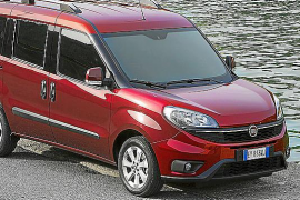Nuevo Fiat Doblò Panorama 'Easy'