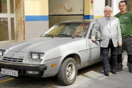 Buick Sky Hawk de 1974 un 'rara avis'