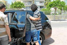 Detenido por tráfico de drogas en Punta Ballena