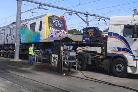 Más trenes parten de Mallorca con destino a Provenza