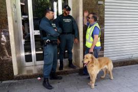 Macrorredada antidroga en Mallorca