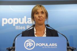 Palmer está «convencida» de que todo el PP «remará en la misma dirección»