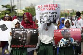 Encontrada una de las más de 200 niñas secuestradas por Boko Haram en Chibok