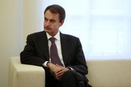 """Zapatero dice a ETA que sólo vale """"el abandono de las armas para siempre"""""""