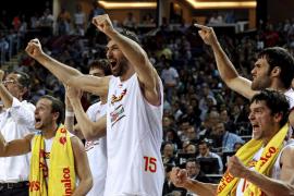 España se la juega mañana ante Serbia