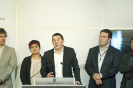 Otegi ve «imparable» el proceso independentista catalán y quiere emularlo en Euskadi