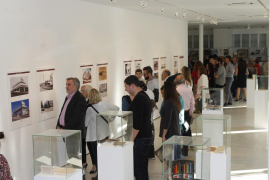 Versiones de paisajes, en el Día de los Museos