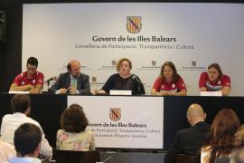 Cinco deportistas de Balears tienen billete para los Juegos Paralímpicos de Río 2016