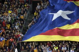 La final de la Copa del Rey se convierte en la 'guerra' de las esteladas