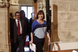 Armengol: «Viendo lo poco que Rajoy conoce Baleares, no me extraña que haya elegido a Palmer»