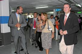 El párking de Antoni Mateu de Inca, abierto por Cabrer, funcionó 5 años sin licencias