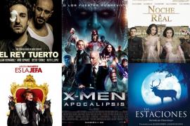 'X-Men: Apocalipsis', el regreso de los superhéroes a los estrenos de la cartelera de cine