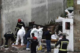 Aparece un tercer cadáver en los restos de la avioneta siniestrada en Navarra