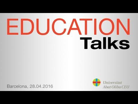 Education Talks, resumen del monográfico 'Innovación en la Educación'