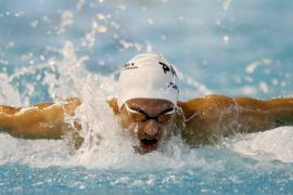 El mallorquín Joan Lluís Pons se queda fuera de la semifinal de 200 metros espalda