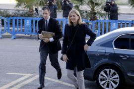 Castro comunica que Roca quiso una reunión «clandestina» antes de imputar a la Infanta