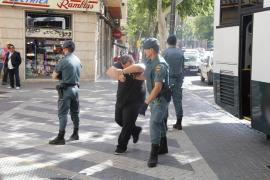 Comienzan a declarar 15 de los detenidos en la operación antidroga en Mallorca