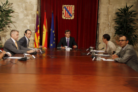 Los partidos retrasan la  reforma de la Platja de Palma hasta las elecciones de 2011