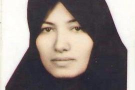 Irán suspende la lapidación de Sakineh Ashtiani